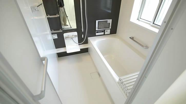新築お風呂2